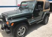 Jeep wrangler sahara 1998 179000 kms cars