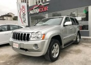 jeep grand cherokee limited 2007 4x4 ta 160000 kms cars