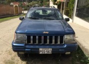 Jeep grand cherokee limited edition 126000 kms cars