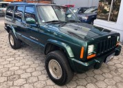 jeep cherokee 4wd 2001 130000 kms cars