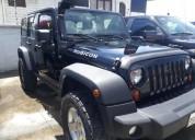Jeep wrangler rubicon 2011.