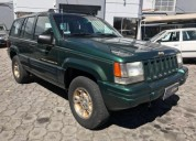 jeep grand cherokee limited 1998 259000 kms cars