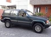 jeep grand cherokee limited made in u s a 94 ta ac original de fabrica 130000 kms cars