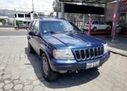 Hermoso vehiculo 4x4 jeep grand cherokee cars