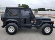 Excelente jeep wrangler 58000 kms cars