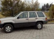 Oportunidad jeep grand cherokee 10000 kms cars