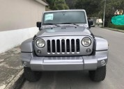 Excelente jeep wrangler unlimited sport 22000 kms cars