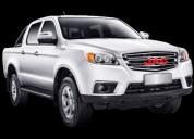 Camioneta jac t6 4x2 standard gasolina 22 990 cars