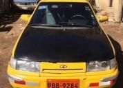 Vendo taxi a 17 500 o solo el puesto a 13 500 460000 kms cars
