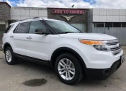 Ford explorer 2013 4x4 75000 kms cars
