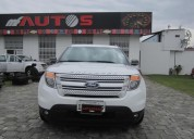 Ford explorer xlt 2015 35000 kms cars
