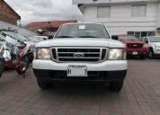 Ford ranger 2 2 cd 4x2 tm gasolina ano 2007 flamante 136000 kms cars