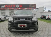 Ford explorer xlt 4x4 40000 kms cars