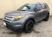 ford explorer 2014 71000 kms cars