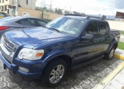 Ford explorer sport track 07 174000 kms cars