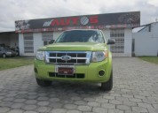 Ford escape 2012 80000 kms cars