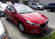 Mazda 3 nuevo 2018 19094 kms cars