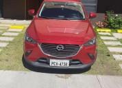 Vendo mazda cx3 rojo a buen precio cars