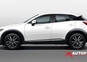 Mazda cx3 grand touring at blanco autofenix cars