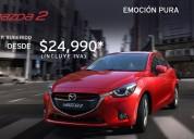Mazda 2 gasolina autofenix cars