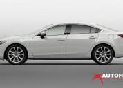 Mazda 6 blanco autofenix precio especial 2018 cars