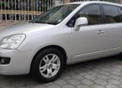 Kia rondo 2010 plateado 2 0 glx 3 filas 106271 kms cars