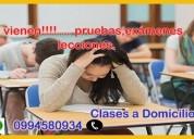Clases a domicilio fisica matematica quimica geometria trigonometria algebra lineal