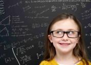 Dificultad en matematica clases a domicilio quito