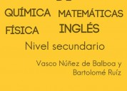 Clases quimica fisica mate ingles