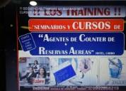 Seminarios y cursos training de counter