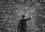 Nivelacion academica en matematica a domicilio en quito