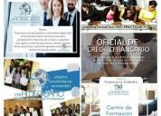 Escuela de cajeros y oficiales de credito bancario y comercial cursos
