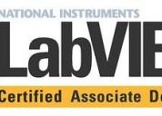 Cursos y proyectos de labview para estudiantes y profesionales