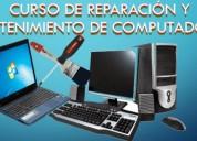 Curso para reparar pc y portatiles