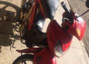 Vendo o cambio mi moto caballito al dia