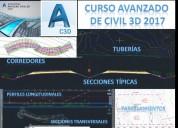 Cursos de civil 3d nivel avanzado