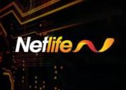 Netlife internet fijo