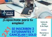 Curso de reparacion de celulares y table