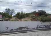 De oportunidad vendo hermoso terreno aterrazados en guallabamba sector la esperanza en quito