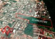 Terreno macro lote de 21 620 91 m2 al sur de machala en machala