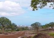 Venta de terreno en costa del este ubicado en manta sector montecristi golf club