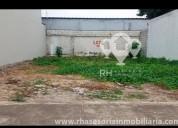 Terreno a la venta en urbanizacion las palmeras machala en machala