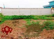 Terreno de 351 m2 a la venta en la crucitas machala en machala