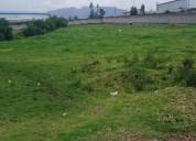 Vendo terreno industrial 10 sector amaguana valle de los chillos en quito
