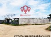 Terreno esquinero 350 m2 a la venta en ciudadela san gregorio machala en machala
