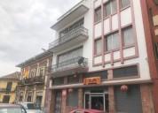 Excelente edificio rentero bolivar y hno miguel 795 en cuenca
