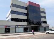 Se vende o se arrienda oficina edificio professional center pronobis en machala