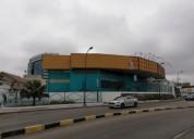 Venta de oficinas y galpon comercial en av francisco de orellana en guayaquil