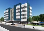Venta de oficinas junto al distribuidor de trafico del terminal terrestre guayaquil
