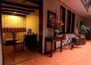 Hotel hosteria en venta en sector colonial de cuenca centro historico